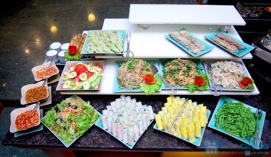 cách tổ chức tiệc buffet theo tiêu chuẩn