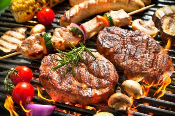 Nấu tiệc BBQ tại nhà