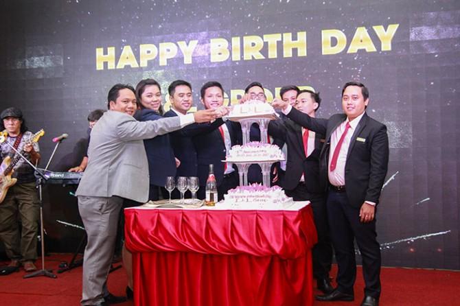 Ý tưởng tổ chức tiệc sinh nhật