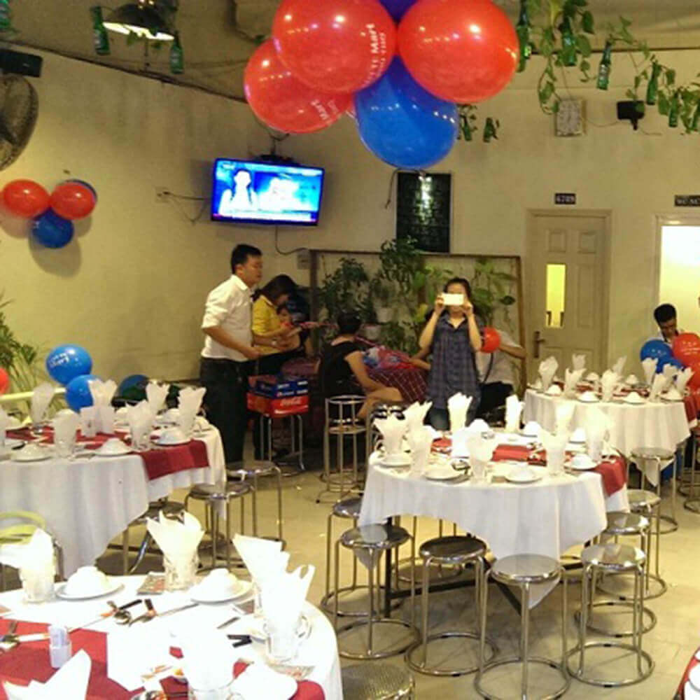Dịch vụ nấu tiệc tại nhà uy tín