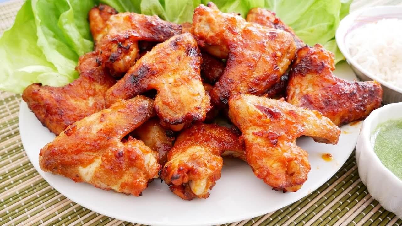 Món cánh gà nướng lò đơn giản ngon nhất
