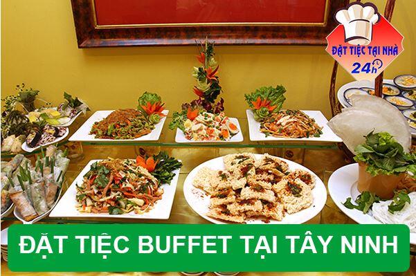 Dat to chuc tiec buffet tai Tay Ninh