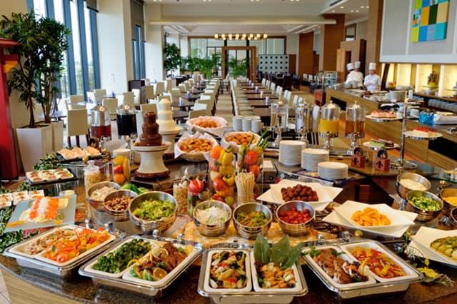 Tổ chức tiệc Buffet ở Công ty Tây Ninh