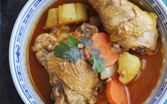 Cách làm gà nấu Pate nhậu ngay tại nhà