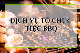 BN To chuc tiec BBQ