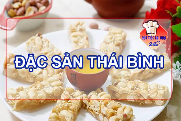 dac san o Thai Binh