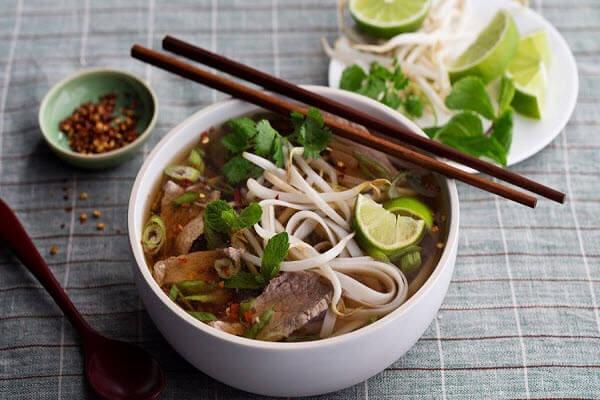 Pho bo - Dac san Nam Dinh