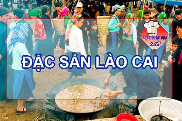 dac san Lao Cai