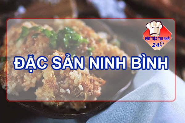 dac san Ninh Binh