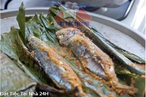 cá bạc má nướng là chuối