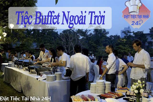 đặt tiệc buffet giá rẻ tại tphcm