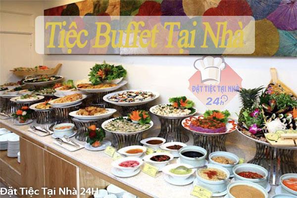 đặt tiệc buffet giá rẻ