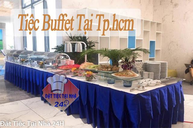 đặt tiệc buffet trọn gói tphcm